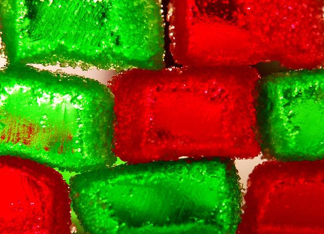 Мармелад: велика династия калорийность  сладости?