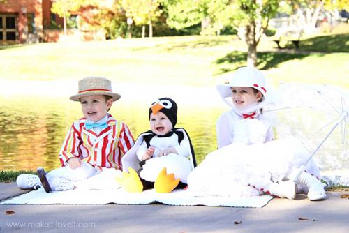 Сшить своими костюм пингвина фото 659
