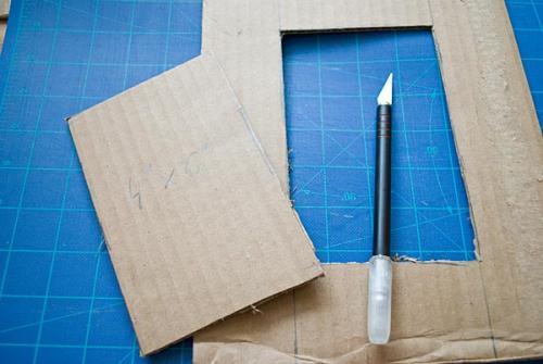 Оригинальные рамки для фотографий своими руками