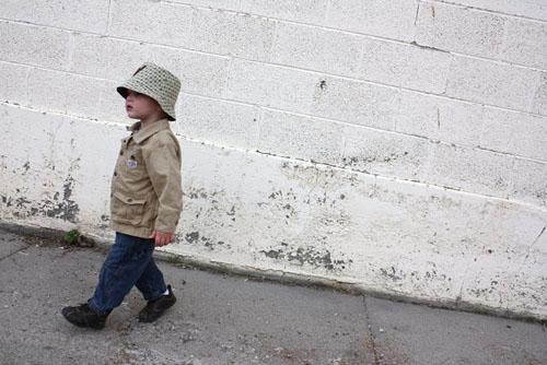 Панамка для мальчика своими руками