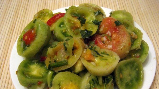 Помидоры по-корейски: рецепты пикантной закуски