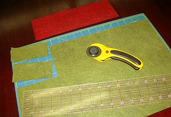 Как сделать подарочный пакет из ткани