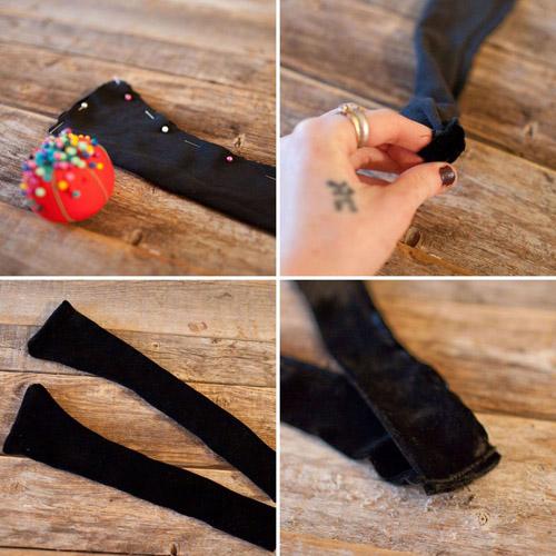 Как сшить бабочку-галстук своими руками