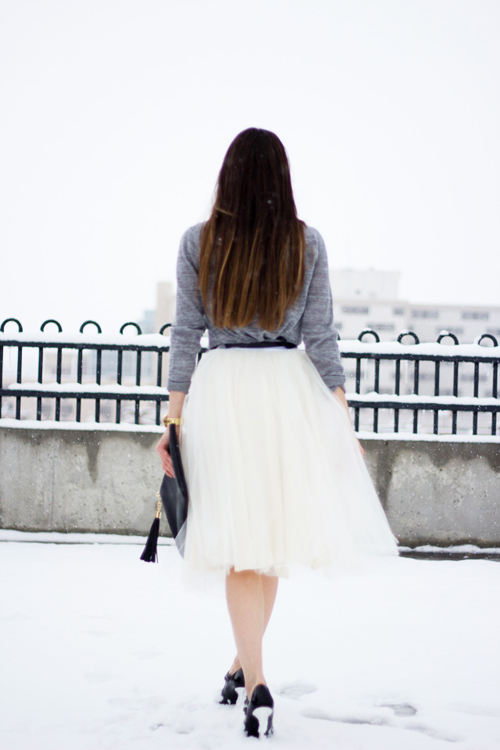 Как сшить пышную юбку своими руками