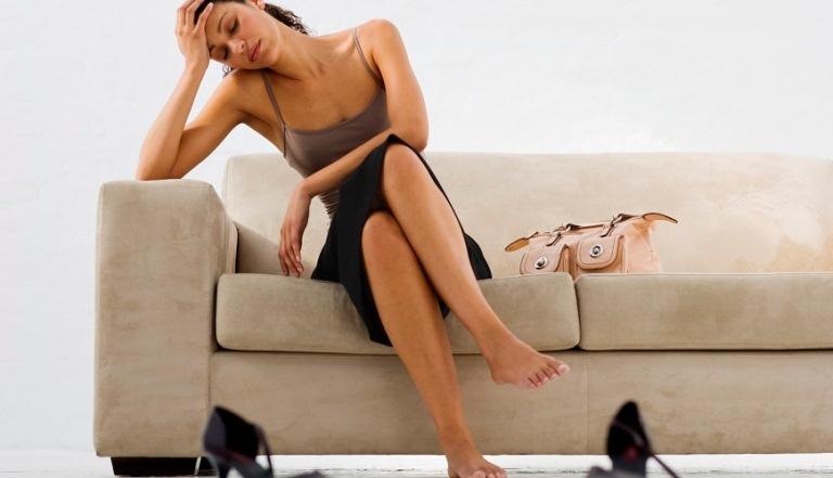 Слабость в  ногах, руках, теле: частые причины