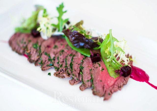 Традиции английской кухни: ростбиф из  говядины