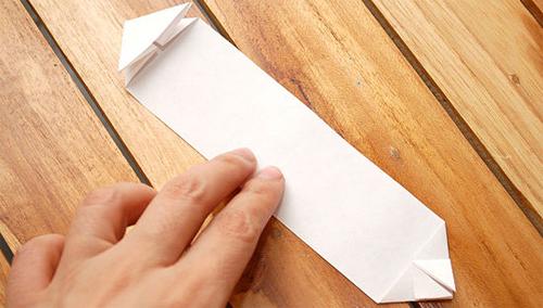 Как сделать танк  из  простой бумаги