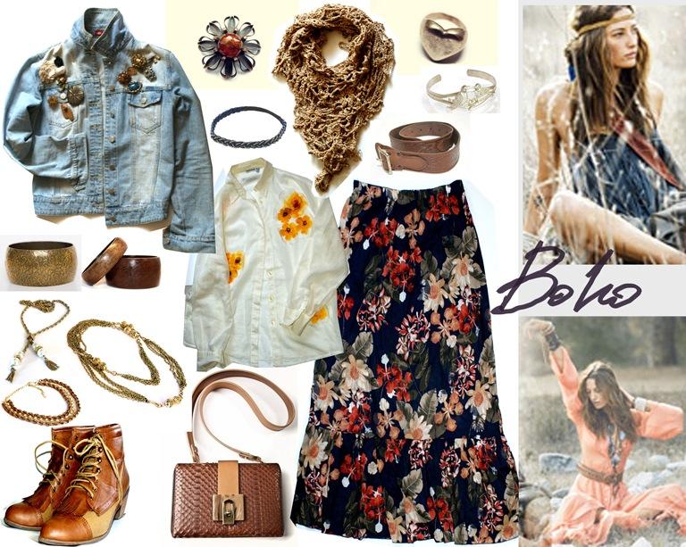 Бохо – редкостный неорококо в  одежде и жизни