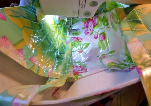Как сшить хозяйственную сумку своими руками