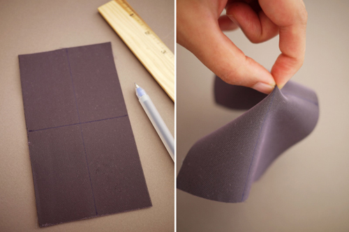 Как сделать галстук-бабочку своими руками