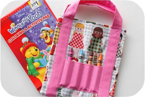 Как сшить детскую сумку