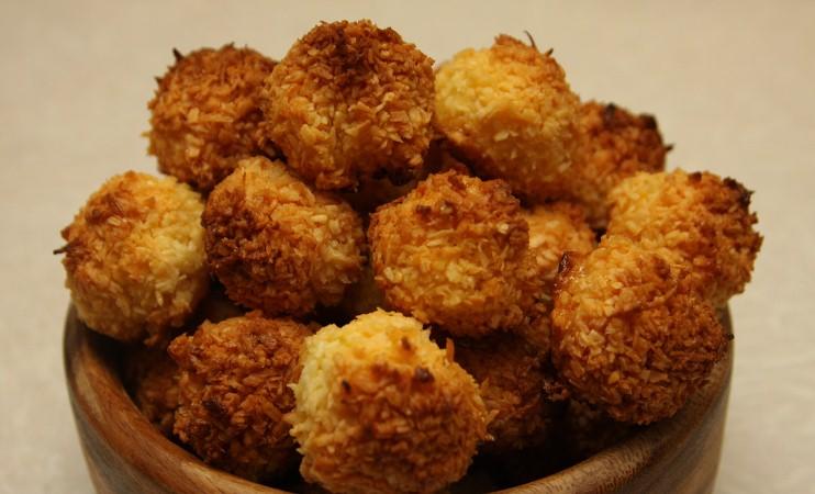 Кокосовое печенье: рецепты райского удовольствия