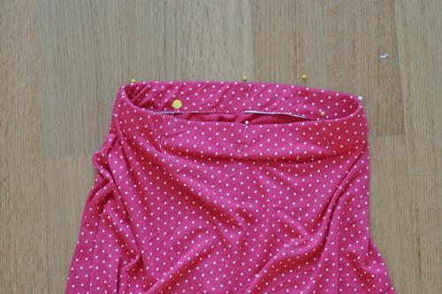 Длинная летняя юбка своими руками