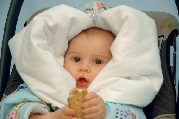 Одеяло трансформер для того чтоб новорожденного – облигатно к покупке!