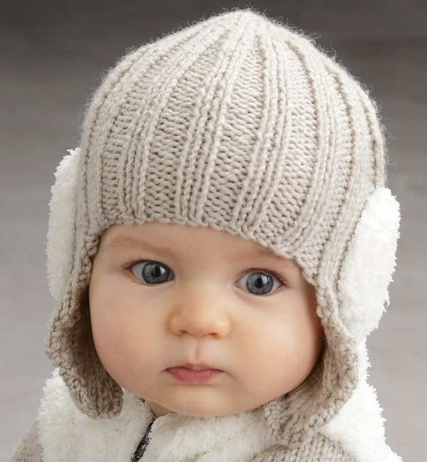 Гардероб для  малыша: как  связать шапочку спицами?