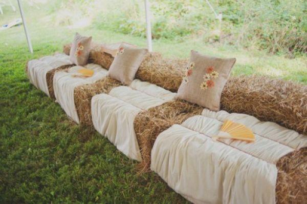 Свадьба на стиле рустик – крещение уюта и простоты