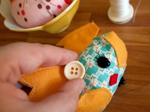 Шьем игрушки своими руками - мастер-класс